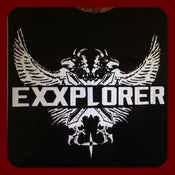 "Image of Exxplorer ""symphonies of steel"" T-shirt"