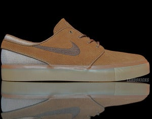 Image of Nike Stefan Janoski Low 'British Tan' 205