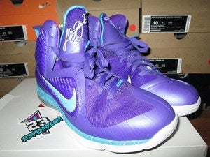 "Image of LeBron IX (9) ""Summit Lake Hornets"" *PRE-OWNED*"