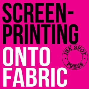 Image of Printing onto Fabric: June/Aug