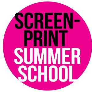 Image of Summer School: Silkscreen, August