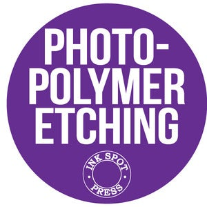 Image of Photopolymer Etching: AUGUST