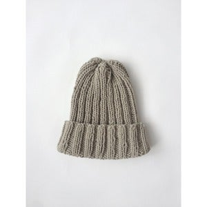 Image of Double Rib Toque | Clay