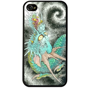 Image of 'Green Dragon' phone case