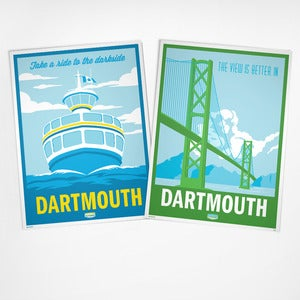 Image of Dartmouth Posters - Artist Proofs