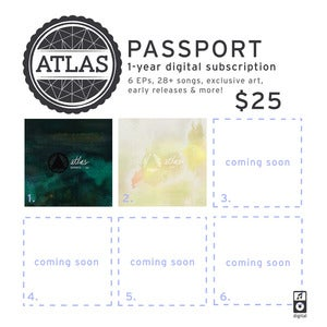 Image of Atlas: Passport (Digital)