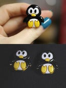 "Image of 1/2"" Penguin Plugs!"