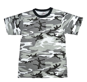 Image of Rothco City Camo Tee