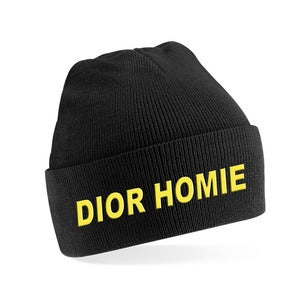 Image of Limited Edition - Gold Di0r Homie