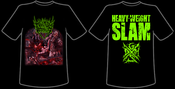 "Image of [PREORDER] ""Heavy-Weight Slam"" Fullcolor Artwork Shirt"