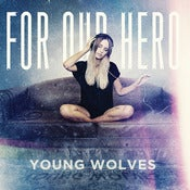 Image of YOUNG WOLVES EP : PRE-ORDER (WITH FREE FOH PHATBAND)