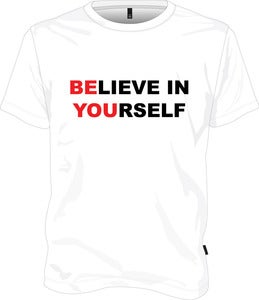 Image of Be You Tee (WHITE)