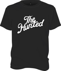 Image of The Hunted Tee (BLACK)