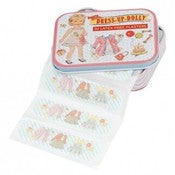 Image of Dress Up Dolly Plasters in a Tin
