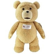 Image of Ted 24-Inch R-Rated Talking Plush Teddy Bear