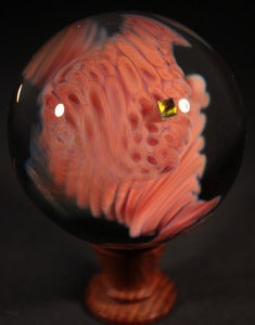 Image of Tequsun---Boro Glass Marble by Nathan Snyder!