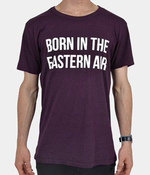 Image of Born in the Eastern Air Tee