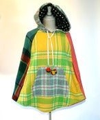 Image of Bright Blanket Poncho