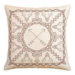 Image of Spectacular Stags Cross Stitch Cushion Kit