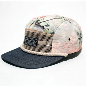 Image of Ampal - Seven Seas orange Camp Cap