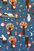 Image of Snow White organic cotton jersey (by the half metre)
