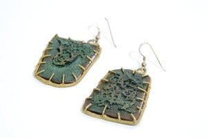 Image of Cristales de Sal Earrings