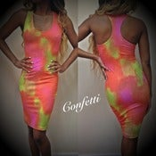 Image of Confetti Cabo Dress