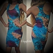 Image of Confetti Fiji Dress