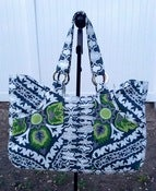 Image of Poppins BAG - Navy/Green