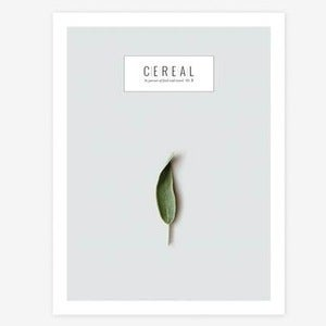 Image of Cereal Magazine #3 (disponible à partir du 19/06)
