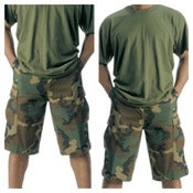 Image of Mens CAMO Shorts