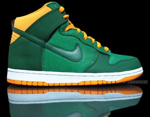 Image of Nike Dunk High 'Court Green'