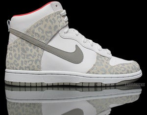 Image of Nike WMNS Dunk High Skinny 'Leopard'