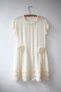 Image of Chiffon Meringue Tunic