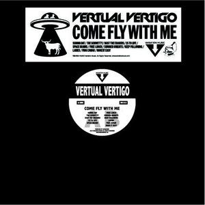 "Image of VERTUAL VERTIGO - COME FLY WITH ME EP ""12"