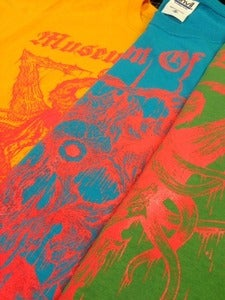Image of M.O.Demon Color Tees