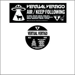 Image of VERTUAL VERTIGO - AIR / KEEP FOLLOWING 12""