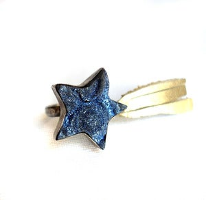 Image of Shooting Star Drusy Ring