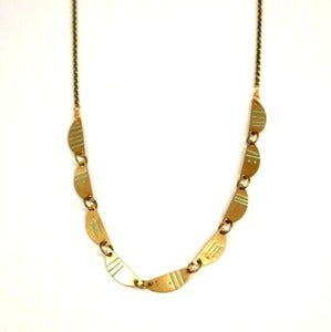 Image of Seaworthy - Pinyon Necklace