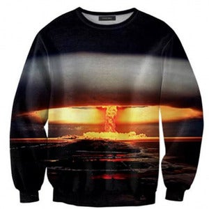 Image of Atom Bomb Sweatshirt