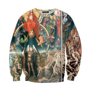 Image of Judgment Sweatshirt