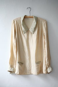 Image of Crawley Silk Blouse