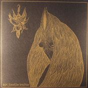 "Image of APT J(EXT)IE IRRCHIE - ""night wearing feathers / sunshine bus rider"" LP"