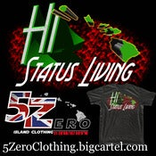 "Image of 5 Zero Clothing "" HI Status Living """