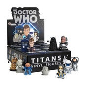 Image of Doctor Who Series 2 Vinyl Figures Case of 20 by Lunartik