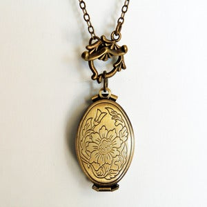 Image of Multi-Locket Necklace