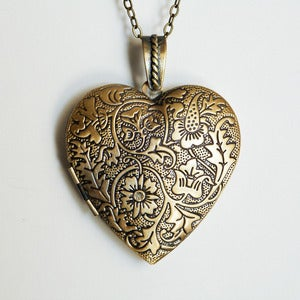 Image of Heart Locket