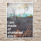 Image of shattered stars with alexandra franzen