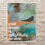 Image of your dreams are do-able with alexandra franzen