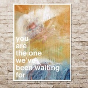 Image of waiting for with alexandra franzen
